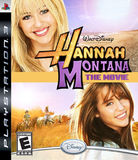 Hannah Montana: The Movie (PlayStation 3)