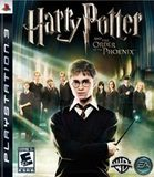 Harry Potter and the Order of the Phoenix (PlayStation 3)