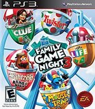 Hasbro: Family Game Night 3 (PlayStation 3)