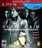 Heavy Rain -- Director's Cut (PlayStation 3)