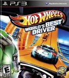 Hot Wheels: World's Best Driver (PlayStation 3)