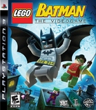 Lego Batman: The Video Game (PlayStation 3)
