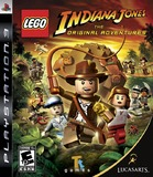 Lego Indiana Jones: The Original Adventures (PlayStation 3)