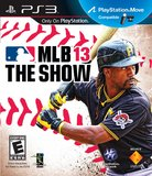 MLB 13: The Show (PlayStation 3)
