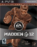Madden NFL 12 -- Hall of Fame Edition (PlayStation 3)