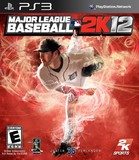 Major League Baseball 2K12 (PlayStation 3)