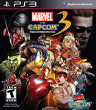 Marvel vs. Capcom 3: Fate of Two Worlds (PlayStation 3)