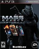 Mass Effect Trilogy (PlayStation 3)