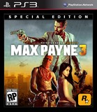 Max Payne 3 -- Special Edition (PlayStation 3)