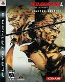 Metal Gear Solid 4: Guns of the Patriots -- Limited Edition (PlayStation 3)