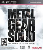 Metal Gear Solid: The Legacy Collection (PlayStation 3)