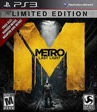 Metro: Last Light (PlayStation 3)