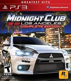 Midnight Club: Los Angeles -- Complete Edition -- Greatest Hits (PlayStation 3)