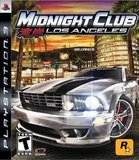 Midnight Club: Los Angeles (PlayStation 3)