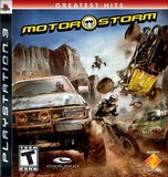 MotorStorm -- Greatest Hits (PlayStation 3)