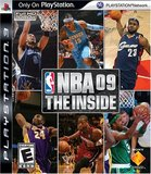 NBA 09: The Inside (PlayStation 3)