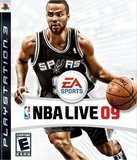 NBA Live 09 (PlayStation 3)