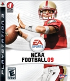 NCAA Football 09 (PlayStation 3)