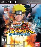 Naruto Shippuden: Ultimate Ninja Storm Generations (PlayStation 3)