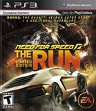 Need for Speed: The Run -- Limited Edition (PlayStation 3)