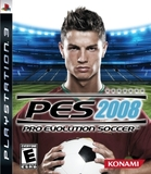 PES 2008: Pro Evolution Soccer (PlayStation 3)