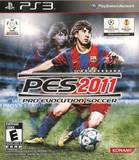 PES 2011: Pro Evolution Soccer (PlayStation 3)