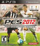 PES 2012: Pro Evolution Soccer (PlayStation 3)