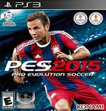PES 2015: Pro Evolution Soccer (PlayStation 3)