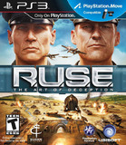 R.U.S.E.: The Art of Deception (PlayStation 3)