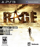 Rage -- Anarchy Edition (PlayStation 3)