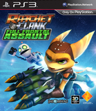 Ratchet & Clank: Full Frontal Assault (PlayStation 3)