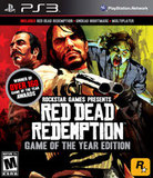 Red Dead Redemption -- Game of the Year Edition (PlayStation 3)