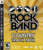 Rock Band: Country Track Pack (PlayStation 3)