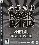 Rock Band: Metal Track Pack (PlayStation 3)