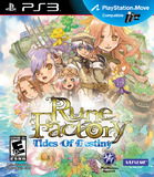 Rune Factory: Tides of Destiny (PlayStation 3)