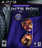 Saints Row IV -- Commander in Chief Edition (PlayStation 3)