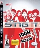 Sing It: High School Musical 3: Senior Year (PlayStation 3)