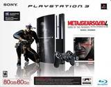 Sony PlayStation 3 -- Metal Gear Solid 4 Limited Edition (PlayStation 3)