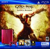 Sony Playstation 3 -- God of War Legacy Bundle (PlayStation 3)