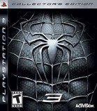 Spider-Man 3 -- Collector's Edition (PlayStation 3)