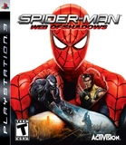 Spider-Man: Web of Shadows (PlayStation 3)