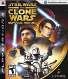 Star Wars: The Clone Wars: Republic Heroes (PlayStation 3)