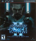 Star Wars: The Force Unleashed II -- Collector's Edition (PlayStation 3)