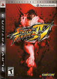 Street Fighter IV -- Collector's Edition (PlayStation 3)