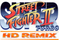 Super Street Fighter II: Turbo HD Remix (PlayStation 3)