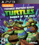 Teenage Mutant Ninja Turtles: Danger of the Ooze (PlayStation 3)