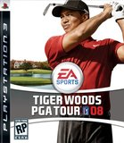 Tiger Woods PGA Tour 08 (PlayStation 3)