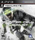 Tom Clancy's Splinter Cell: Blacklist (PlayStation 3)