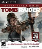 Tomb Raider -- 2013 Game of the Year Edition (PlayStation 3)