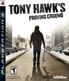 Tony Hawk's Proving Ground (PlayStation 3)